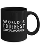 GB-TB4840 World's Toughest Social Worker