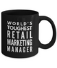 GB-TB4544 World's Toughest Retail Marketing Manager