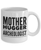 Mother Hugger Archeologist Gag Gift for Coworker Boss Retirement or Birthday - Ribbon Canyon