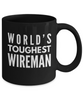 GB-TB4714 World's Toughest Wireman