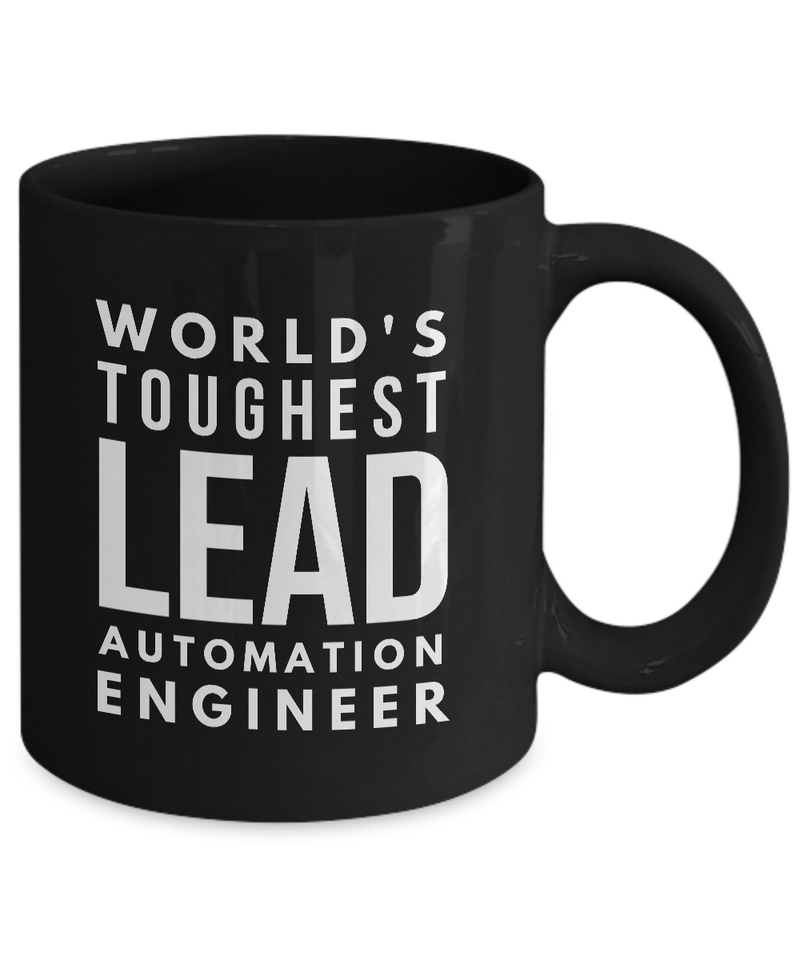 GB-TB2363 World's Toughest Lead Automation Engineer
