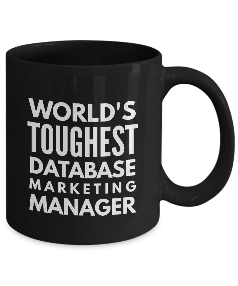 GB-TB6335 World's Toughest Database Marketing Manager
