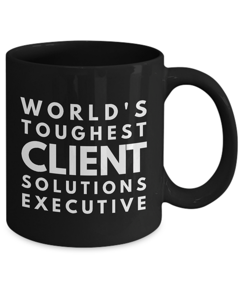 GB-TB4603 World's Toughest Client Solutions Executive