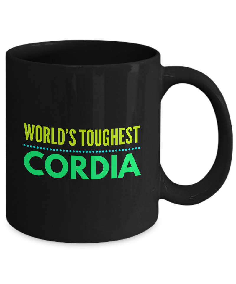 #GB WIN964 World's Toughest CORDIA