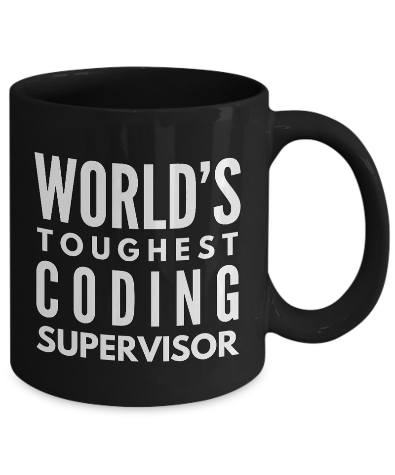 GB-TB6341 World's Toughest Coding Supervisor