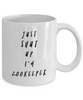 Just Shut Up I'm Zookeeper, 11Oz Coffee Mug Best Inspirational Gifts and Sarcasm Perfect Birthday Gifts for Men or Women / Birthday / Christmas Present - Ribbon Canyon