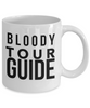 Bloody Tour Guide Gag Gift for Coworker Boss Retirement or Birthday - Ribbon Canyon