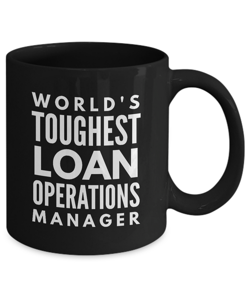 GB-TB5937 World's Toughest Loan Operations Manager