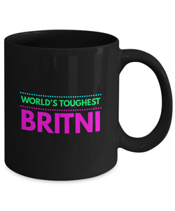 #GB WIN565 World's Toughest BRITNI