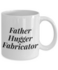 Father Hugger Fabricator Gag Gift for Coworker Boss Retirement or Birthday - Ribbon Canyon