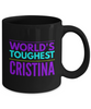 #GB WIN1001 World's Toughest CRISTINA