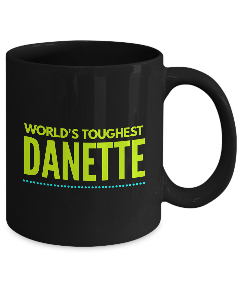 #GB WIN1045 World's Toughest DANETTE
