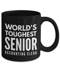 GB-TB4562 World's Toughest Senior Accounting Clerk