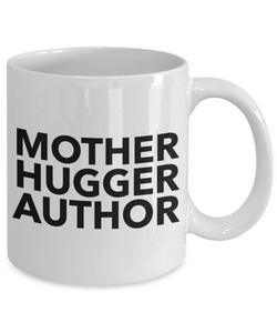 Mother Hugger Author Gag Gift for Coworker Boss Retirement or Birthday - Ribbon Canyon