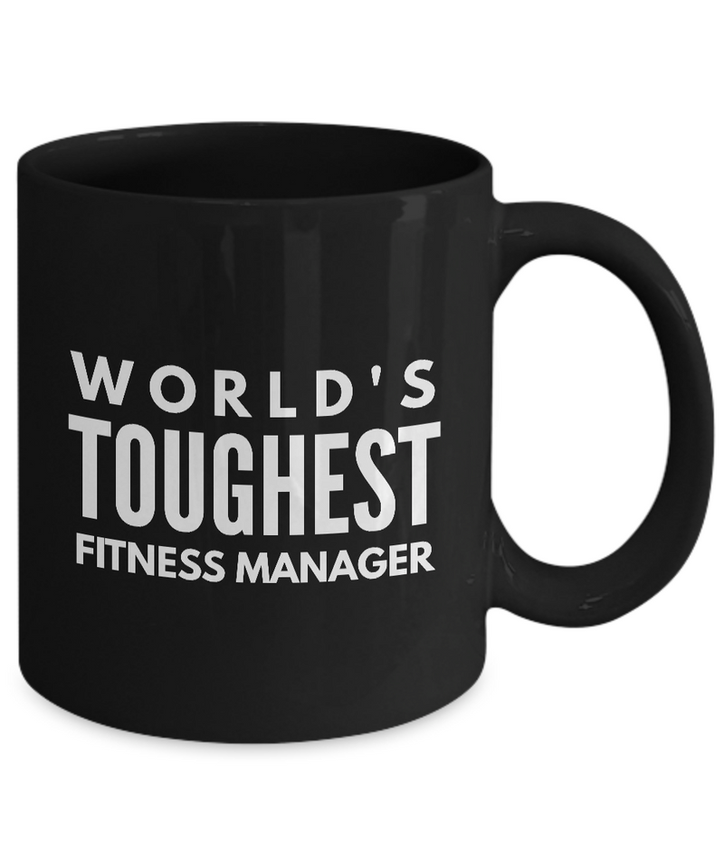 GB-TB6081 World's Toughest Fitness Manager
