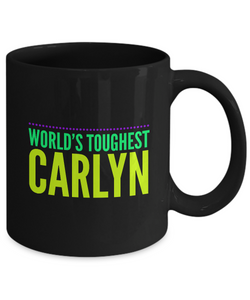 #GB WIN665 World's Toughest CARLYN