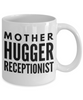 Mother Hugger Receptionist Gag Gift for Coworker Boss Retirement or Birthday - Ribbon Canyon