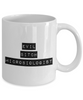 Evil Bitch Microbiologist, 11Oz Coffee Mug Best Inspirational Gifts and Sarcasm Perfect Birthday Gifts for Men or Women / Birthday / Christmas Present - Ribbon Canyon
