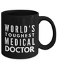 #GB-CMBW79 World's Toughest Medical Doctor