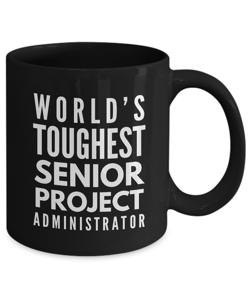 GB-TB4667 World's Toughest Senior Project Administrator