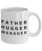 Father Hugger Manager Gag Gift for Coworker Boss Retirement or Birthday - Ribbon Canyon