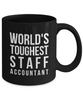 GB-TB2428 World's Toughest Staff Accountant