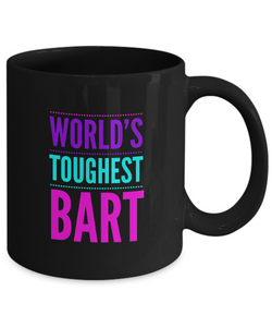 #GB WIN412 World's Toughest BART