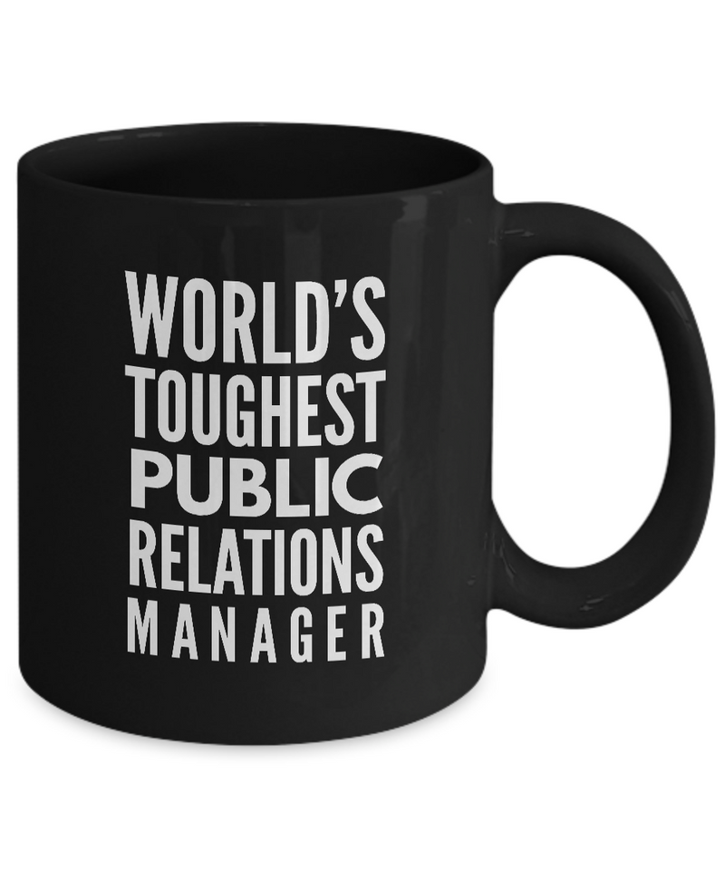 GB-TB6093 World's Toughest Public Relations Manager