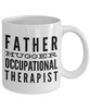 Father Hugger Occupational Therapist Gag Gift for Coworker Boss Retirement or Birthday - Ribbon Canyon