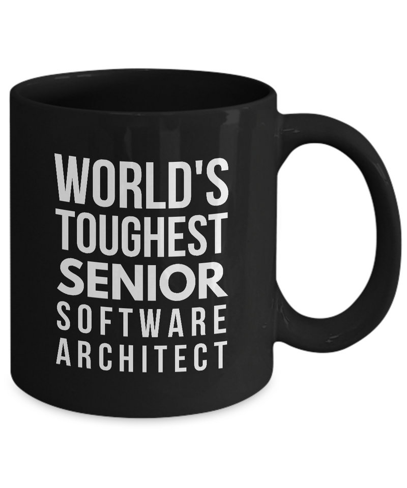 GB-TB2302 World's Toughest Senior Software Architect