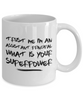 Trust Me I'm an Assistant Principal What Is Your Superpower, 11Oz Coffee Mug Unique Gift Idea Coffee Mug - Father's Day / Birthday / Christmas Present - Ribbon Canyon