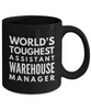 GB-TB5104 World's Toughest Assistant Warehouse Manager