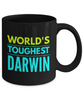 #GB WIN1100 World's Toughest DARWIN