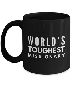 GB-TB6180 World's Toughest Missionary