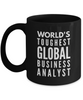 GB-TB5940 World's Toughest Global Business Analyst