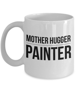 Mother Hugger Painter Gag Gift for Coworker Boss Retirement or Birthday - Ribbon Canyon