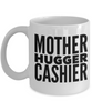 Mother Hugger Cashier Gag Gift for Coworker Boss Retirement or Birthday - Ribbon Canyon