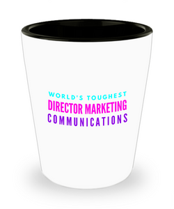 Creative Director Marketing Communications Short Glass - Ribbon Canyon