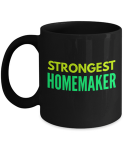 Strongest Guard -  Coworker Friend Retirement Birthday or Graduate Gift -   11oz Coffee Mug - Ribbon Canyon