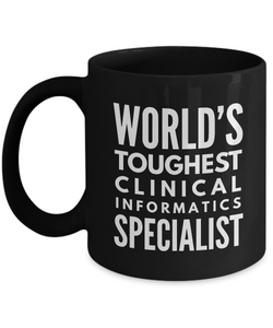 GB-TB6101 World's Toughest Clinical Informatics Specialist
