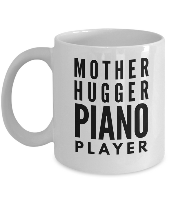 Mother Hugger Piano Player Gag Gift for Coworker Boss Retirement or Birthday - Ribbon Canyon