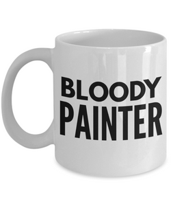 Bloody Painter Gag Gift for Coworker Boss Retirement or Birthday - Ribbon Canyon