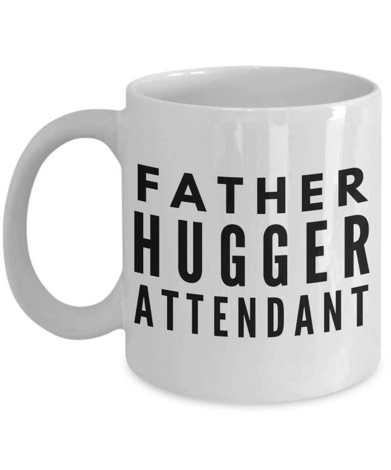 Father Hugger Attendant Gag Gift for Coworker Boss Retirement or Birthday - Ribbon Canyon