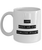 Funny Mug Just Shut Up I'm Airline Pilot 11Oz Coffee Mug Funny Christmas Gift for Dad, Grandpa, Husband From Son, Daughter, Wife for Coffee & Tea Lovers Birthday Gift Ceramic - Ribbon Canyon