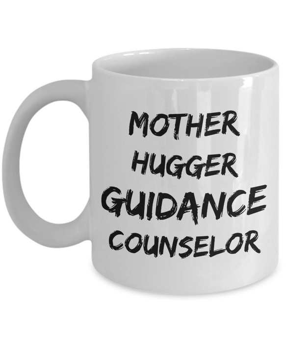 Mother Hugger Guidance Counselor Gag Gift for Coworker Boss Retirement or Birthday - Ribbon Canyon