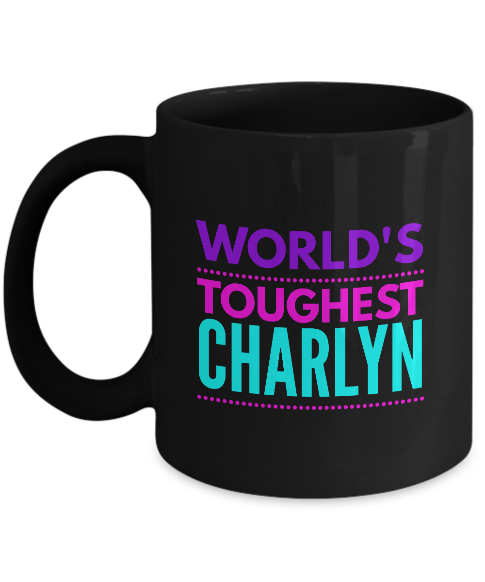 #GB WIN795 World's Toughest CHARLYN