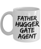 Father Hugger Gate Agent Gag Gift for Coworker Boss Retirement or Birthday - Ribbon Canyon