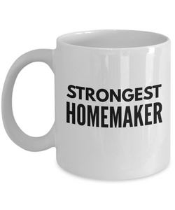 Strongest Guard - Birthday Retirement or Thank you Gift Idea -   11oz Coffee Mug - Ribbon Canyon