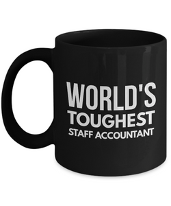 GB-TB2437 World's Toughest Staff Accountant
