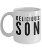 Delicious Son - Inspired Gifts for Dad Mom Birthday Father or Mother Day   11oz Coffee Mug - Ribbon Canyon